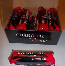 Full Box 100 CHARCOAL Coal Discs  for SHISHA hookah SMOKING PIPE B2GOF