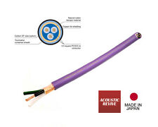 Acoustic Revive POWER MAX 10000 Hi-End Power Cable 3x5.5 sq.& Prof Crimp Service