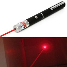 1MW Red Laser Beam Pointer Pen Lazer Presentation Pen Light Toy Gifts