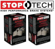 NEW Front and Rear Sport Brake Pads KIT Set StopTech For BMW E60 E92 E92 E93 M3