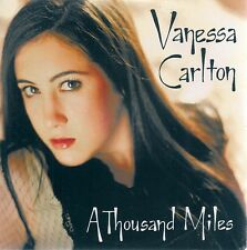CD SINGLE 2 TITRES--VANESSA CARLTON--A THOUSAND MILES--2002