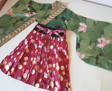 "Lolita Gothic/Sweet Cosplay Seide-Kleid Hanfu China traditionelle Tracht ""Lotus"""