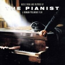 OST/WLADISLAW SZPILMAN/JANUSZ OLEJNICZAK - THE PIANIST  CD  SOUNDTRACK  NEU