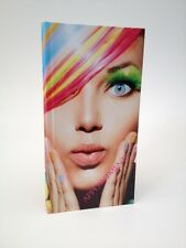 3 Column Appointment Book - Rainbow - Nail Technicians, Mobile, Salons etc ...