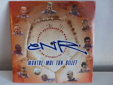 CD SINGLE EQUIPE NATIONALE DU RAP Montre-moi ton billet (FOOTBALL) 809274610553