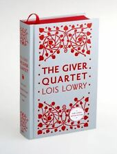 The Giver Quartet by Lois Lowry Hardcover Book (English)