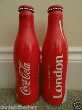 Coca-Cola 2014 Share A Coke With London Limited Edition Aluminium Bottle 250ml