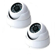 Starview New HD 2x 1.3MP 3.6mm Lens 24IR Infrared dome N## Security Camera