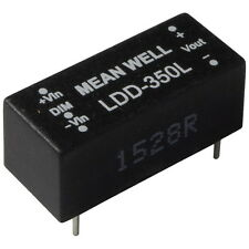 LDD-350L MEANWELL DC/DC LED-Treiber In 9V-36V Out 2V-32V 350mA LED-Driver 855735
