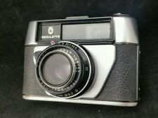 "Vintage Camera ""Regulette"" with Proctor 250S  Lens + Leather Case & Strap"