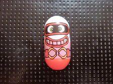 Ja-ru 2004-Electro-Bot-Coleccionable Beans * Raro * poderoso Beanz