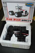 1/32 Big Bud 600/50 4wd tractor with triples cruiser cab, Black stealth chaser