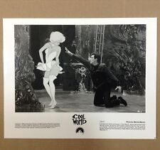 Cool World Gabriel Byrne Ralph Bakshi Movie Still Press Photo Sexy Cartoon 1992