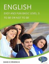 English: Easy and Fun Level 3 by David Stevens (2014, Paperback)