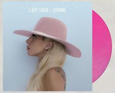 LADY GAGA Joanne VINYL Record PINK COLORED 2xLP Limited Edition /2000 PREORDER