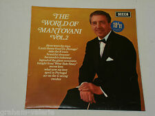 The World Of Mantovani Vol. 2 vinyl LP Album