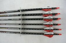 Easton ST Axis Full Metal Jacket Arrows 340 w/Blazer Vanes 1 Dz