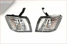 NEW CHROME CLEAR SIDE CORNER LIGHTS FOR 1997-1999 NISSAN SILVIA 240SX S14 C14C