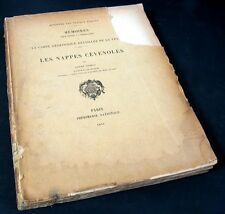 Les Nappes Cévenoles / André Demay / Éditions Imprimerie Nationale en 1931