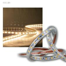 5m LED Rooflight warm white 230V dimmable IP44 SMD light - strips Strip