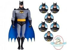 Batman The Animated Series Batman Expression Pack Dc Collectibles
