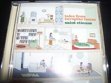 Saint Etienne Tales From Turnpike House (Australia) CD – Like New