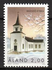 Finland / Aland - 1996 Definitive church Mi. 119 MNH