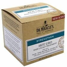Dr. Miracle's Strengthen Hot Hair - Scalp Treatment, 4 oz