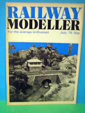 RAILWAY MODELLER JULY 1975 # BRANSTON JUNCTION ~ 4mm SOMERSET LAYOUT   SEE PIC'S