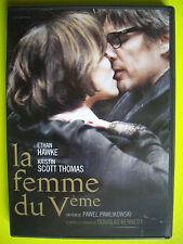 DVD    LA FEMME DU V EME film de PAWEL PAWLIKOWSKI