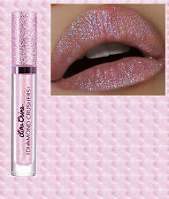 LIME CRIME - DIAMOND CRUSHERS - Iridescent Lip Topper- CHOKE - CLOUD PINK / BLUE