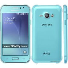 BRAND NEW SAMSUNG GALAXY J1 Ace Duos J110H DUAL SIM Blue UNLOCKED MOBILE PHONE