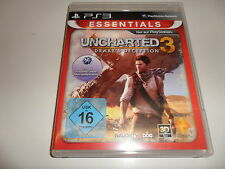 PlayStation 3   Uncharted 3 - Drake's Deception [Essentials]