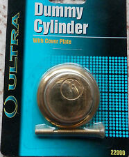 Cylinder With Cover Plate Brass / Ultra Hardware Products L.L.C.