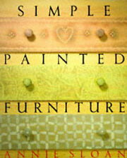Creative book- Simple Painted Furniture by Annie Sloan (Paperback, 1991)