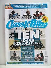 Classic Bike Magazine. January, 2008. The Best Ten Reader Restorations. Panther.