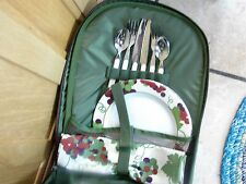Picnic Time Insulated Back Pack Cooler for 2 Excellent