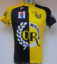 Michelin Trophee D'Or Cycle Cycling Shirt Jersey Size 4 : Chest 42""