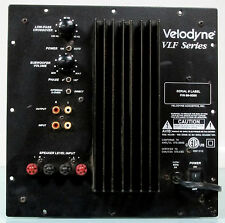 Velodyne VLF Series Subwoofer Amplifier and Crossover 89-0050 VLF-810