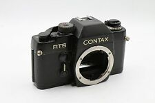 Contax RTS 35mm SLR Film Camera Body Only takes Zeiss lenses
