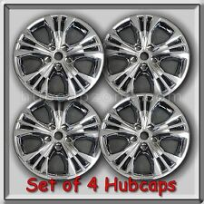 "2016-2017 Chevrolet Chrome Wheel Skins, Hubcaps Chevy Impala 18"" Wheel Covers (4"