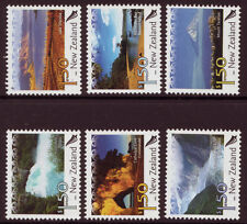 NEW ZEALAND 2006 SCENIC DEFINITIVES SET OF 6 UNMOUNTED MINT
