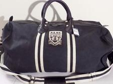 Polo Ralph Lauren Canvas Luggage / Duffle / Shoulder Bag One Size NWT MSRP $495