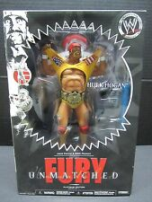 WWE HULK HOGAN FURY UNMATCHED PLATINUM EDITION SERIES NO. 1