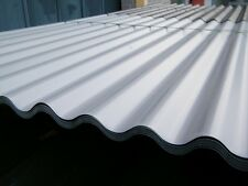 "Corrugated Roofing Sheets 3m x 1m - 10ft x 3ft3"" Cover"