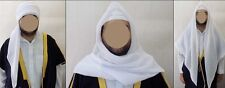 Turban Imama Pagri Cloth Muslim Islamic Safa Sunnah Desert Dress scarf shemagh
