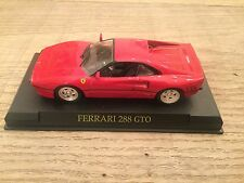 Ixo 1/43 Ferrari 288 GTO red, no box