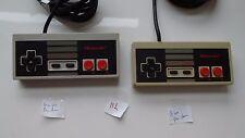 Lot de 2 Manettes Officielles Nintendo pour Console NES n°Bk