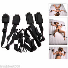 SM Bed Bondage Restraint System Handcuffs Restraints Fetish Adult Sex Toy New
