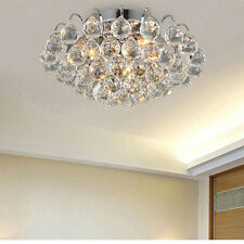 Luxury Crystal Ball Ceiling Light Chandelier Pendant Lamp Fixture Lighting D77